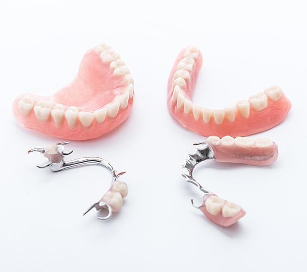 Evans Dentures and Partial Dentures
