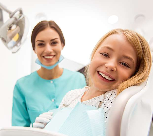 Evans Kid Friendly Dentist