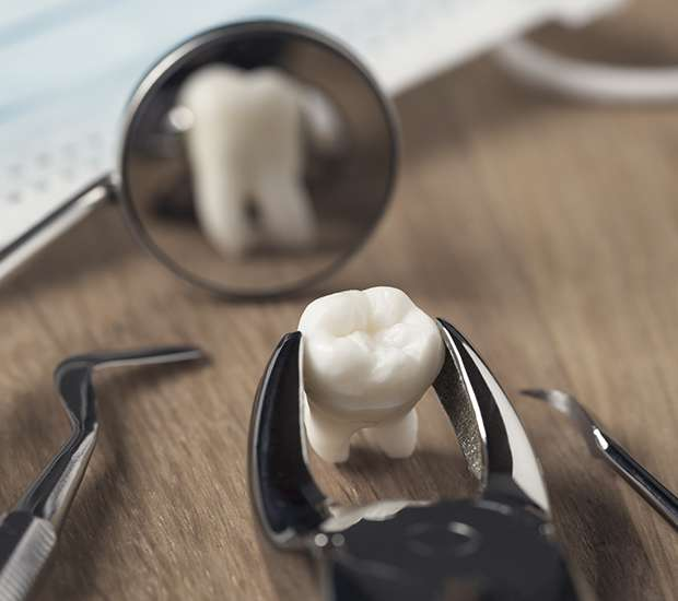 Evans When Is a Tooth Extraction Necessary